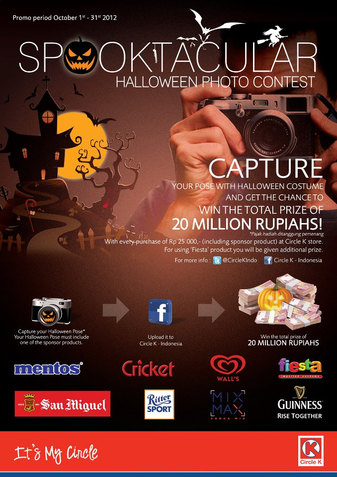 Spooktacular Halloween Photo Contest