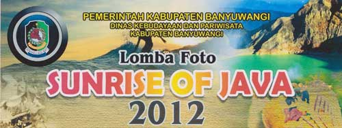 Lomba Foto Sunrise Of java 2012