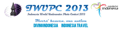 Lomba Foto Indonesia World Underwater Photo Contest 2013