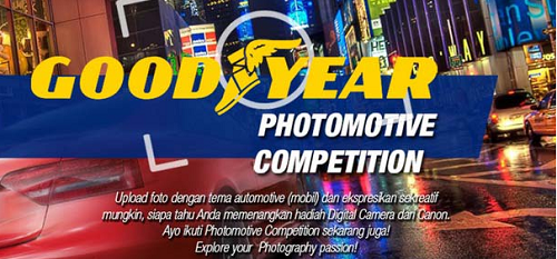 Goodyear Photomotive Competition