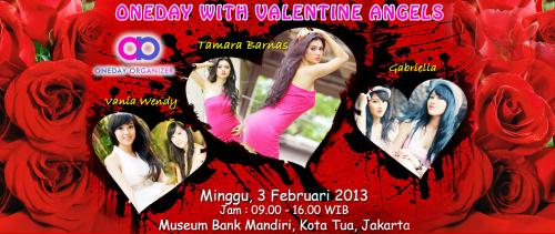 Hunting Foto ONE DAY WITH VALENTINE ANGELS