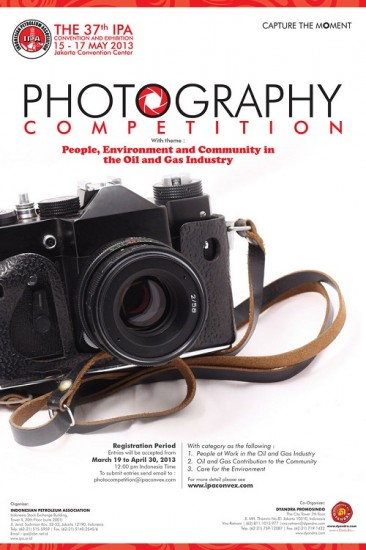 IPA Convention and Exhibition - Photography Competition