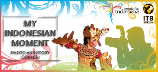 My Indonesian Moment Photo Contest