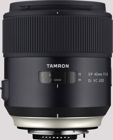 Review Tamron SP 45mm f 1 8 Di VC USD