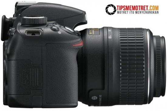 Fitur Nikon D600