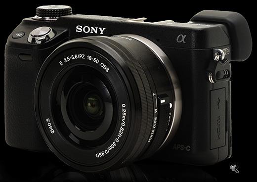 Gambar Sony NEX 6