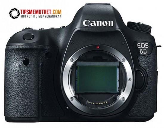 Kamera Canon 6D