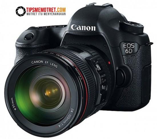 Kamera Canon EOS 6D