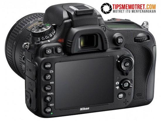 LCD Nikon D600