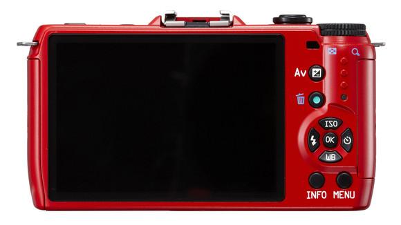 LCD Pentax Q10