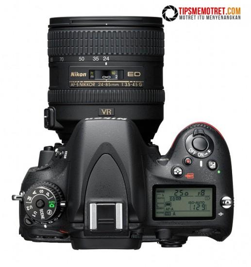 Review Nikon D600