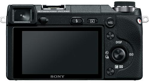 Spek Sony NEX 6