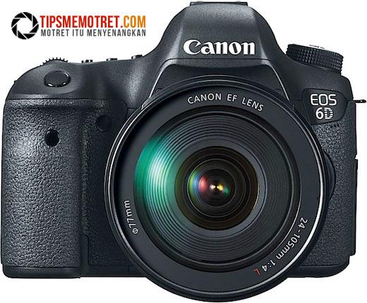 Spesifikasi Canon 6D