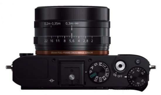 Spesifikasi Sony Cyber-shot DSC-RX1
