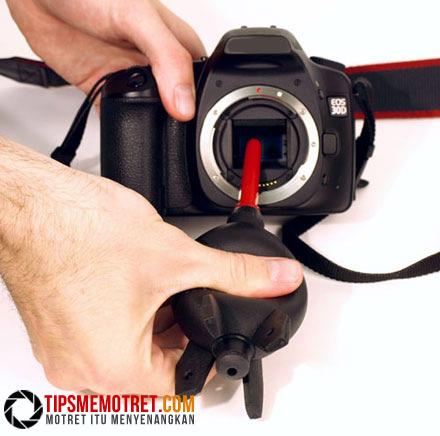 Tips Mencegah Debu pada Kamera Digital
