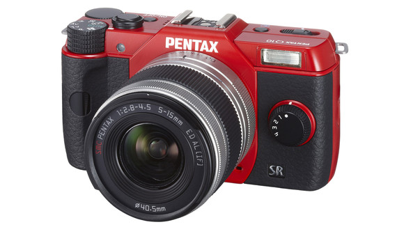 Warna Pentax Q10
