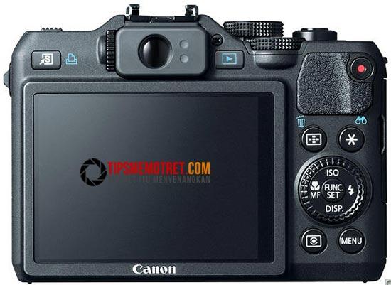 Fitur Canon PowerShot G15