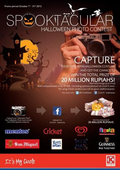 Spooktacular Halloween Photo Contest