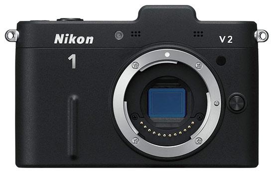 Kamera Nikon 1 V2