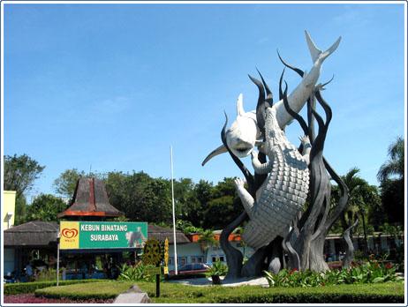 Lokasi Hunting Foto di Surabaya