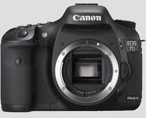 Spesifikasi Canon EOS 7D Mark II