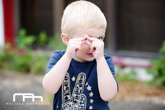 Tips Memotret Anak Kecil