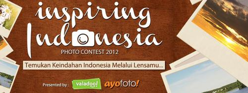 inspiring indonesia photo contest 2012
