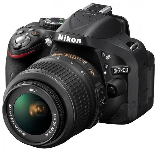 Fitur Spesifikasi dan Harga Nikon D5200