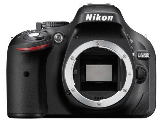 Foto Nikon D5200