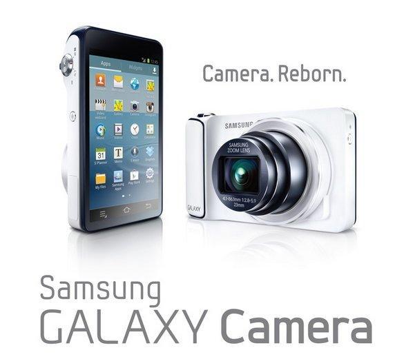 Harga Samsung Galaxy Camera