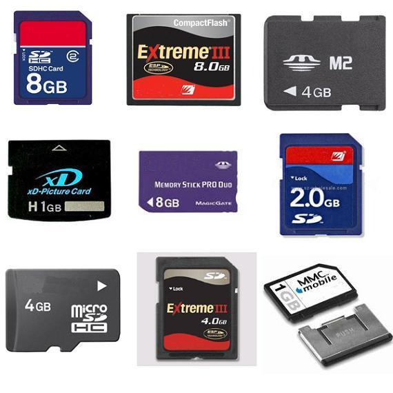 Tips Merawat Memory Card