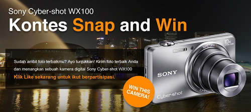 Kontes Foto Snap And Win