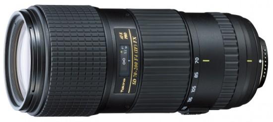 Harga Tokina 70-200mm F4 Pro FX