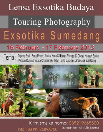 Hunting Foto Exotika Budaya Culture Sumedang