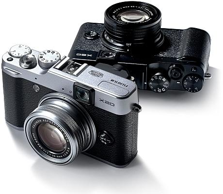 Kamera Fujifilm X-20