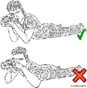 Memegang Kamera Pada Posisi Tiarap