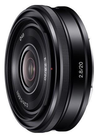 Sony 20mm F:2.8