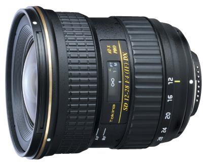Spesifikasi Lensa Tokina 12-28mm F4 Pro DX