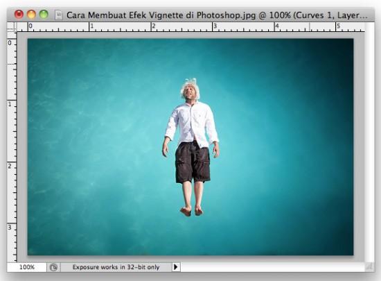 Tips Membuat Efek Vignet di Photoshop