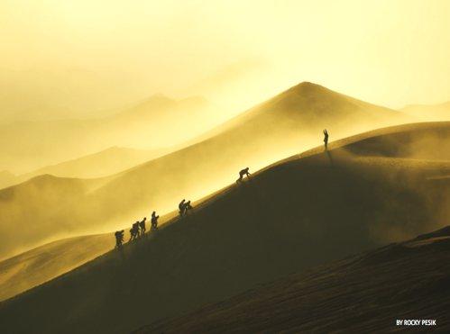 Foto Kegiatan Suku Tengger