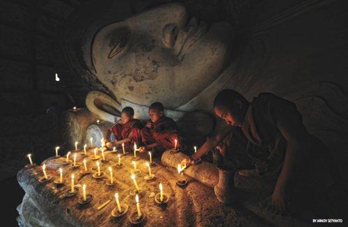 Foto Kegiatan warga Budhis