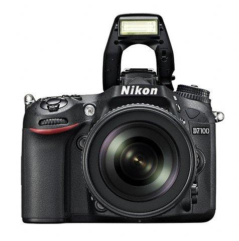 Kamera Nikon D7100
