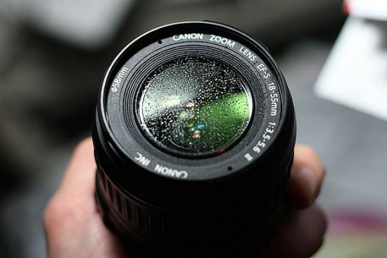 Lensa Berembun