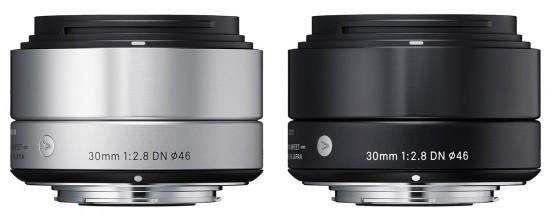 Lensa Sigma 30mm f:2.8 NEX Dan MFT