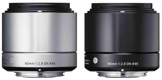 Lensa Sigma 60mm f:2.8