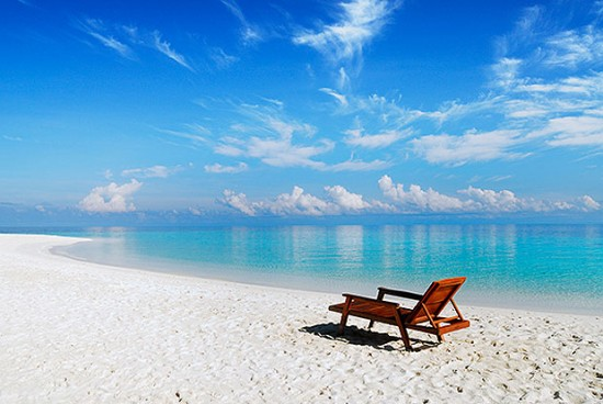 Seting Kamera Memotret Pantai