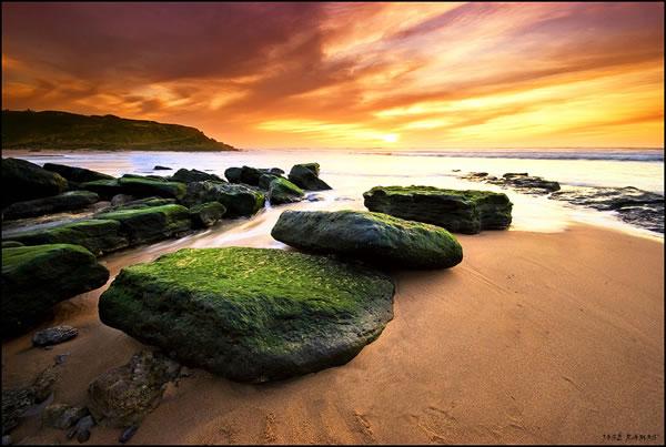 Tips fotografi memotret pantai