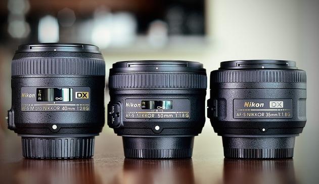 AF-S 50mm F:1.8G VS AF-S DX 35mm F:1.8G