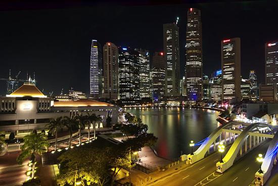 Foto Singapore River