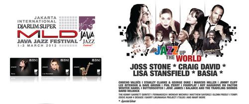 Lomba Foto BNI Java Jazz Festival 2013